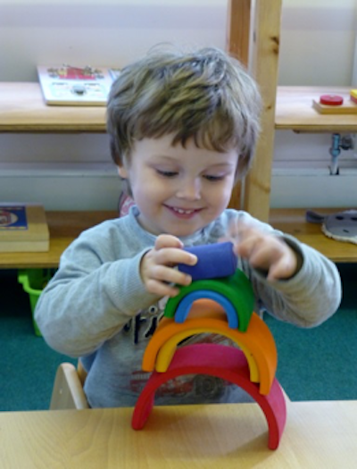 Montessori Parent and Toddler Stay and Play Bracknell Berkshire